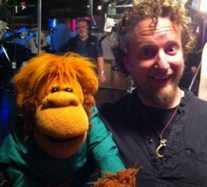 <b>My Puppet Game Show</b><br />Monkey
